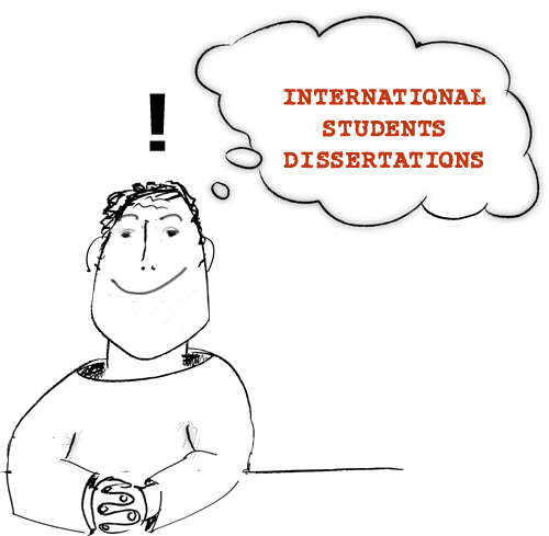 Dissertation on international students